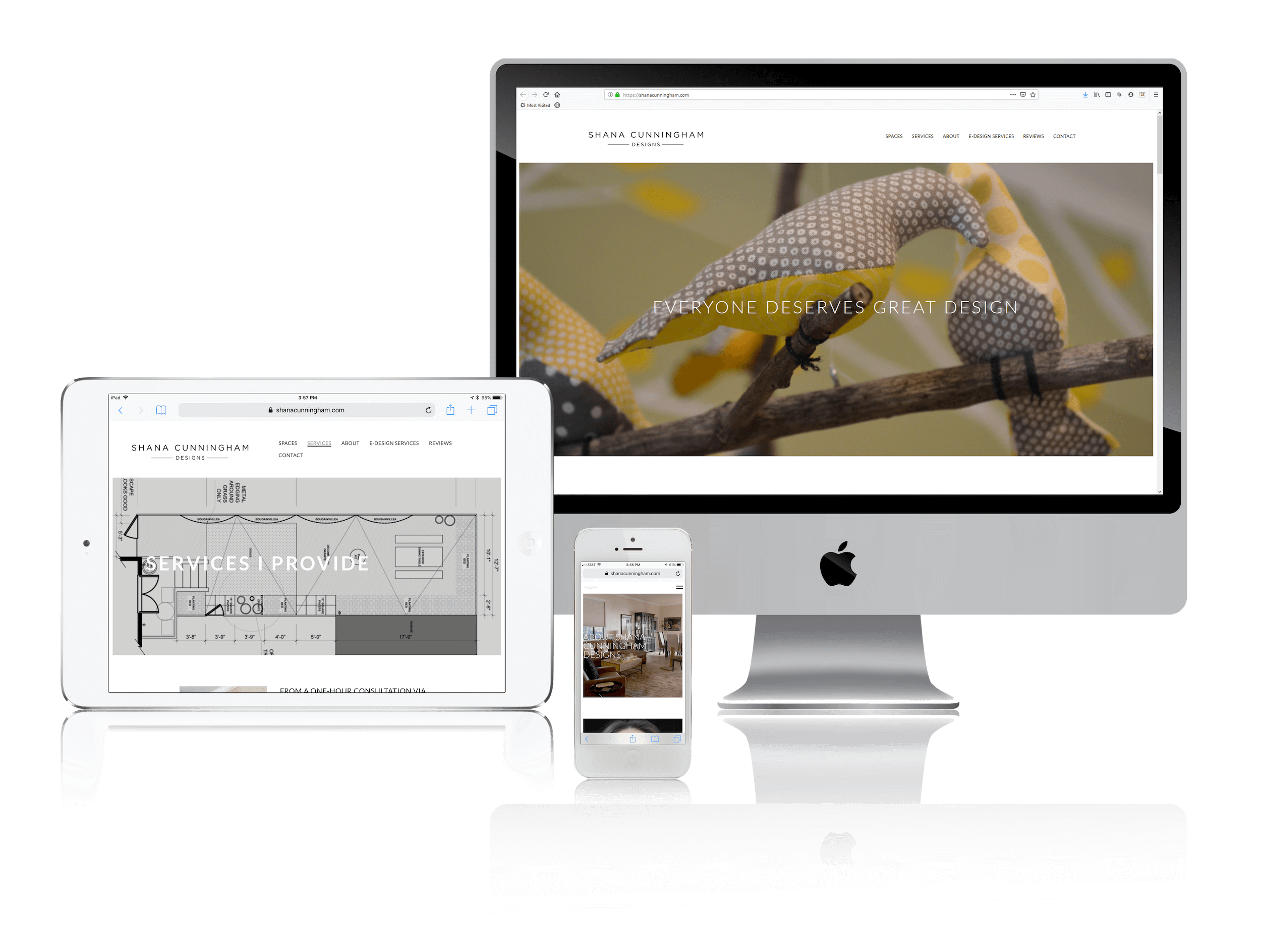 Squarespace Websites for Residential and Commercial Interior Designers
