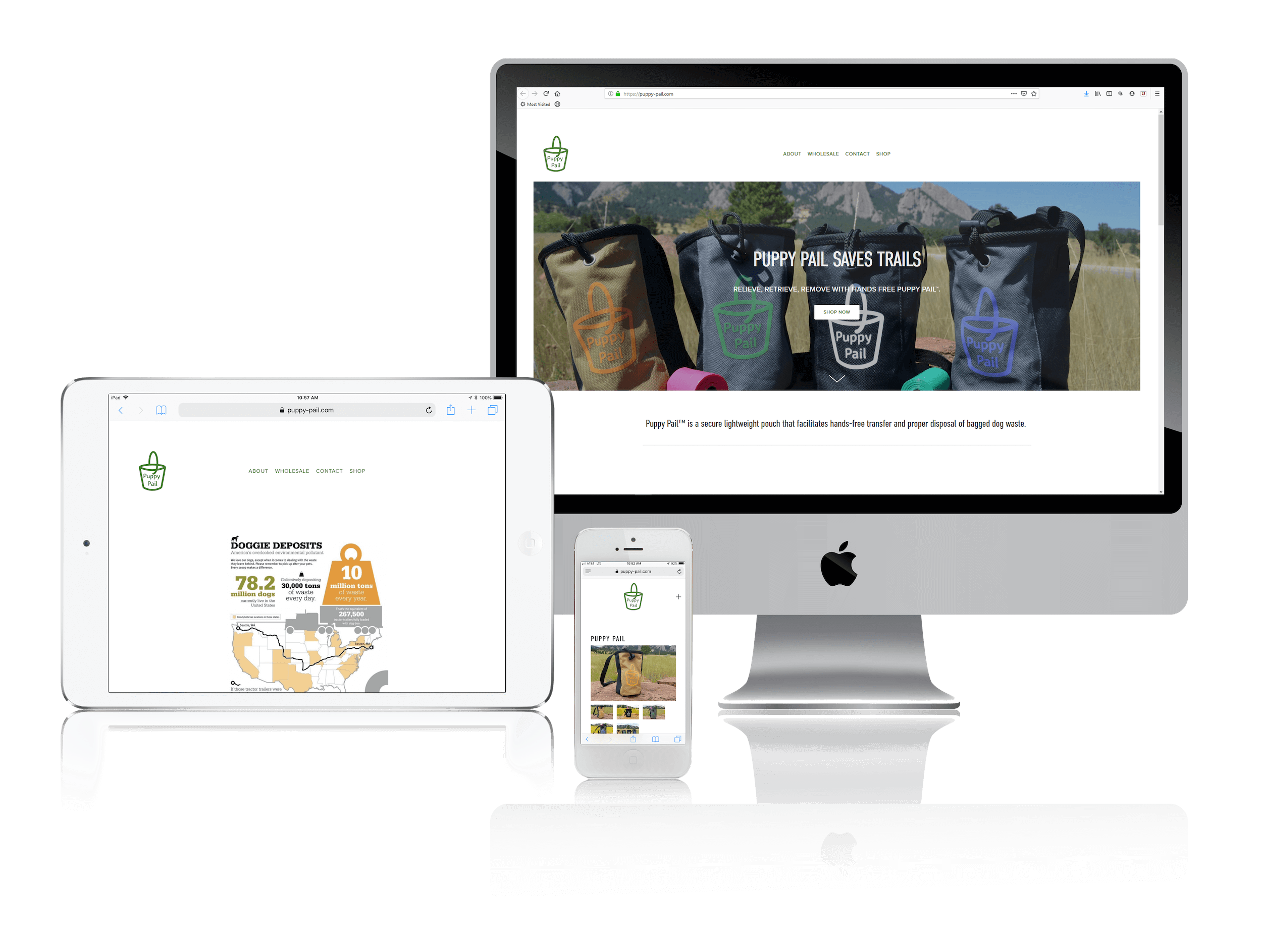 Squarespace Websites for Pet Products