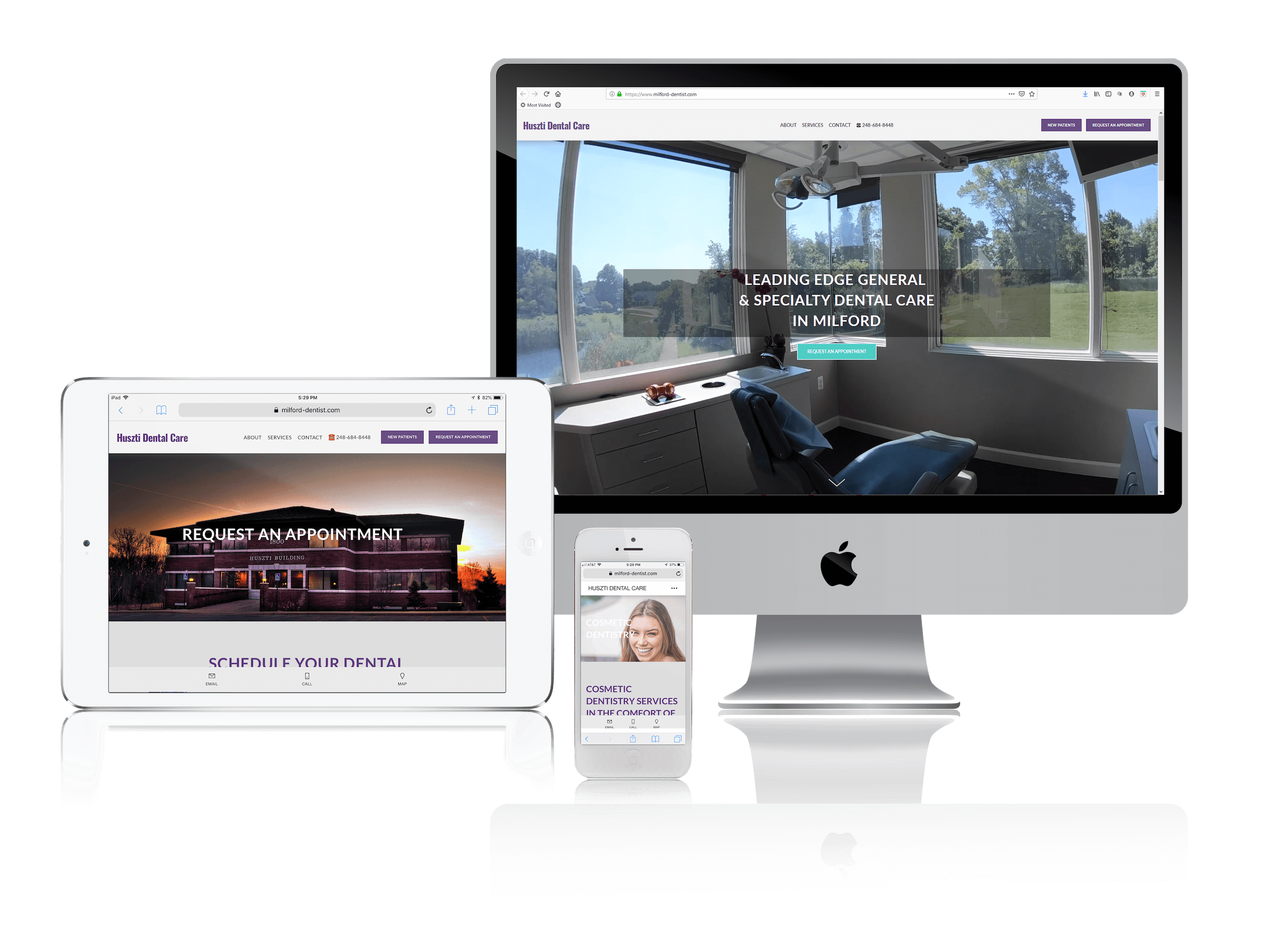 Squarespace Websites for Dentists