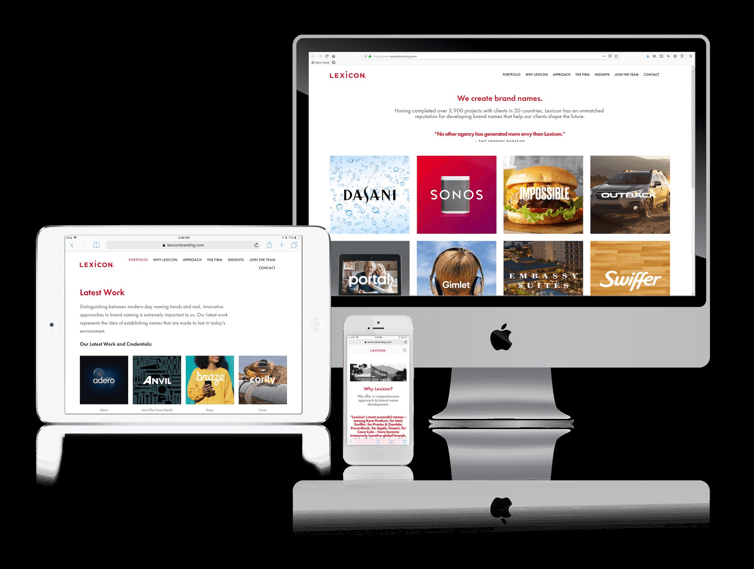 Squarespace Websites for Branding Agencies
