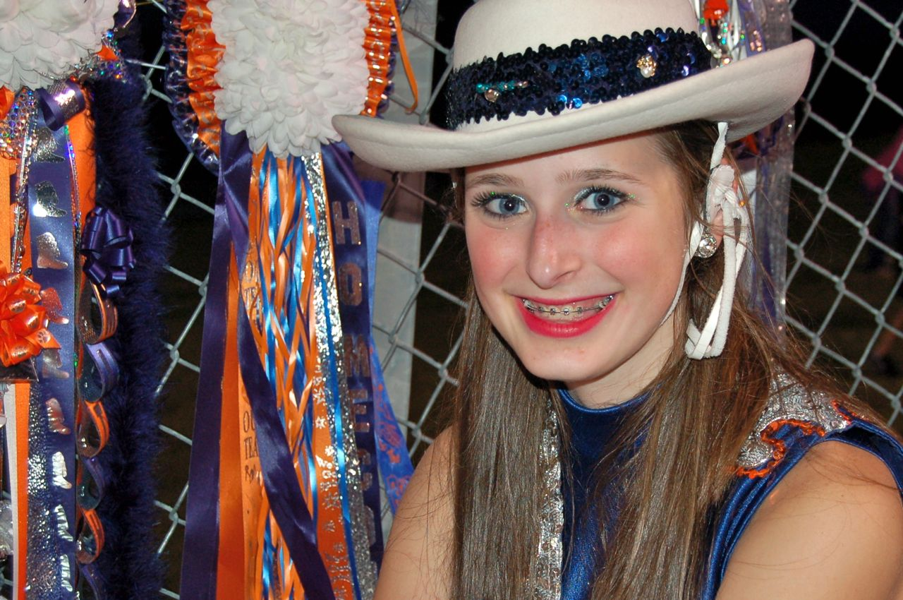 WHSLL Homecoming 9-18-09 vs Ft. Worth Brewer - 25.jpg