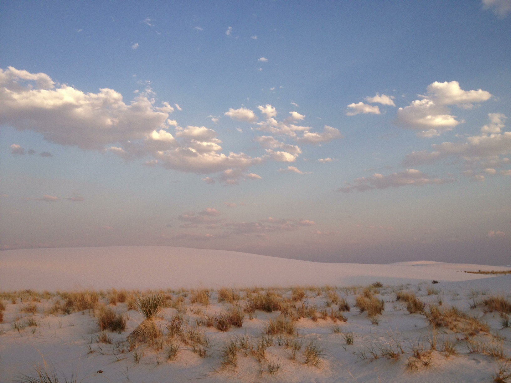White Sands National Monument. Camping here was amazing!!