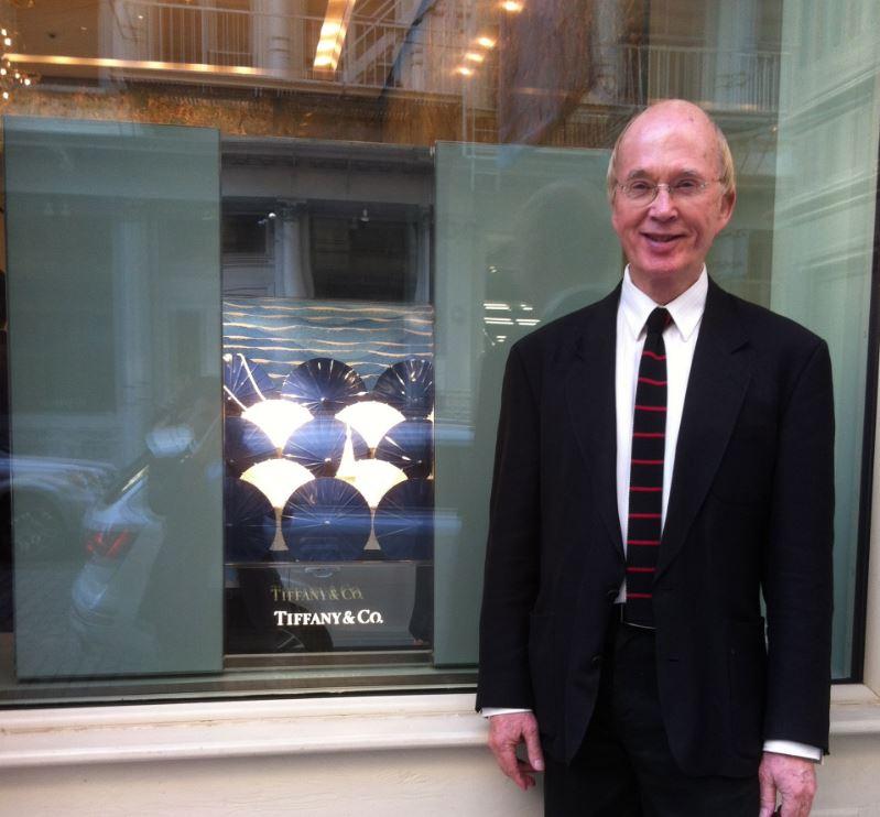 Randahl, Ambassador at Tiffany & Co
