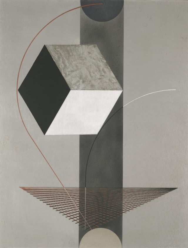 El Lissitzky  Proun 99  (1924)