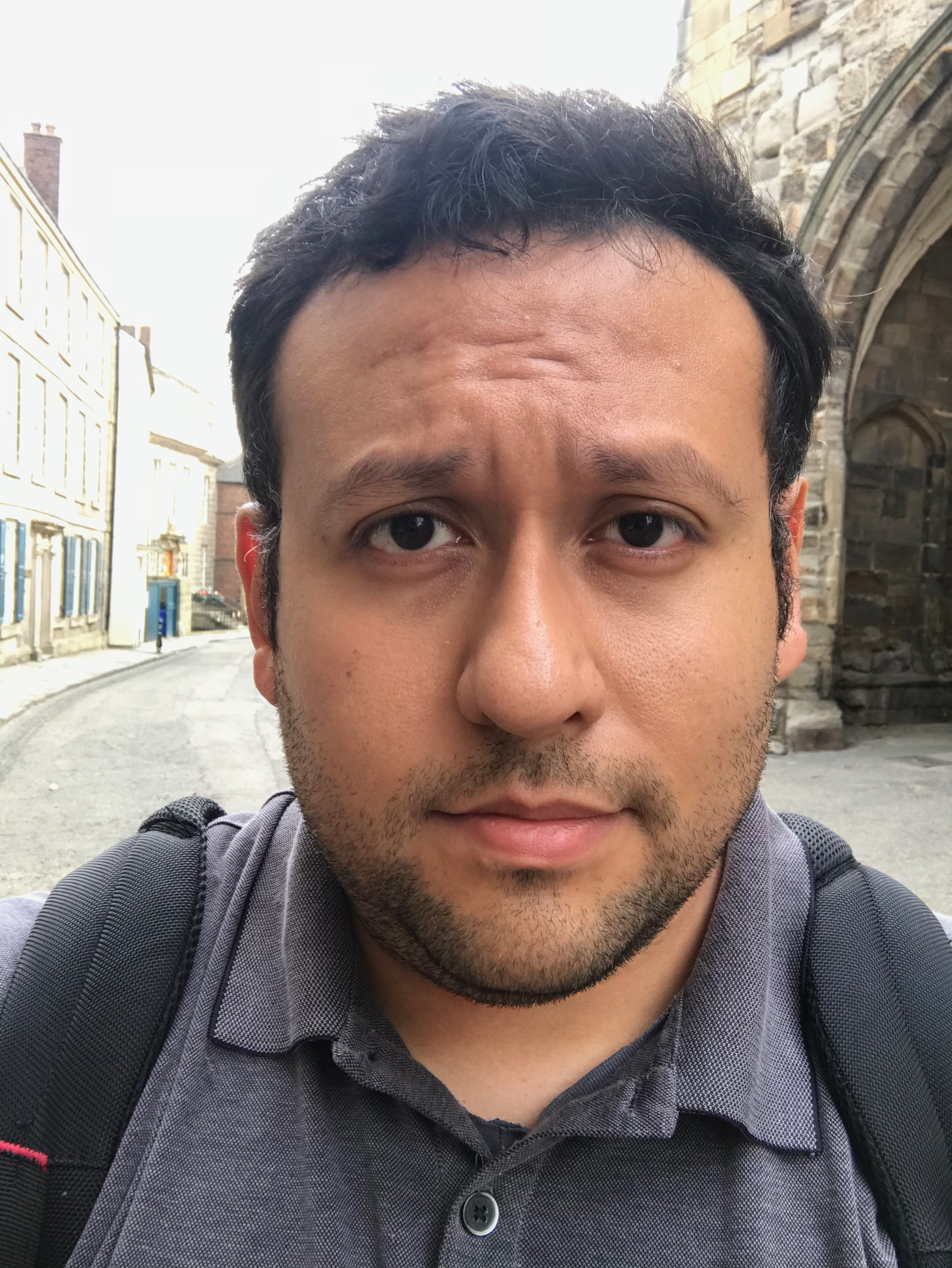 me in durham, uk during my research trip in 2018