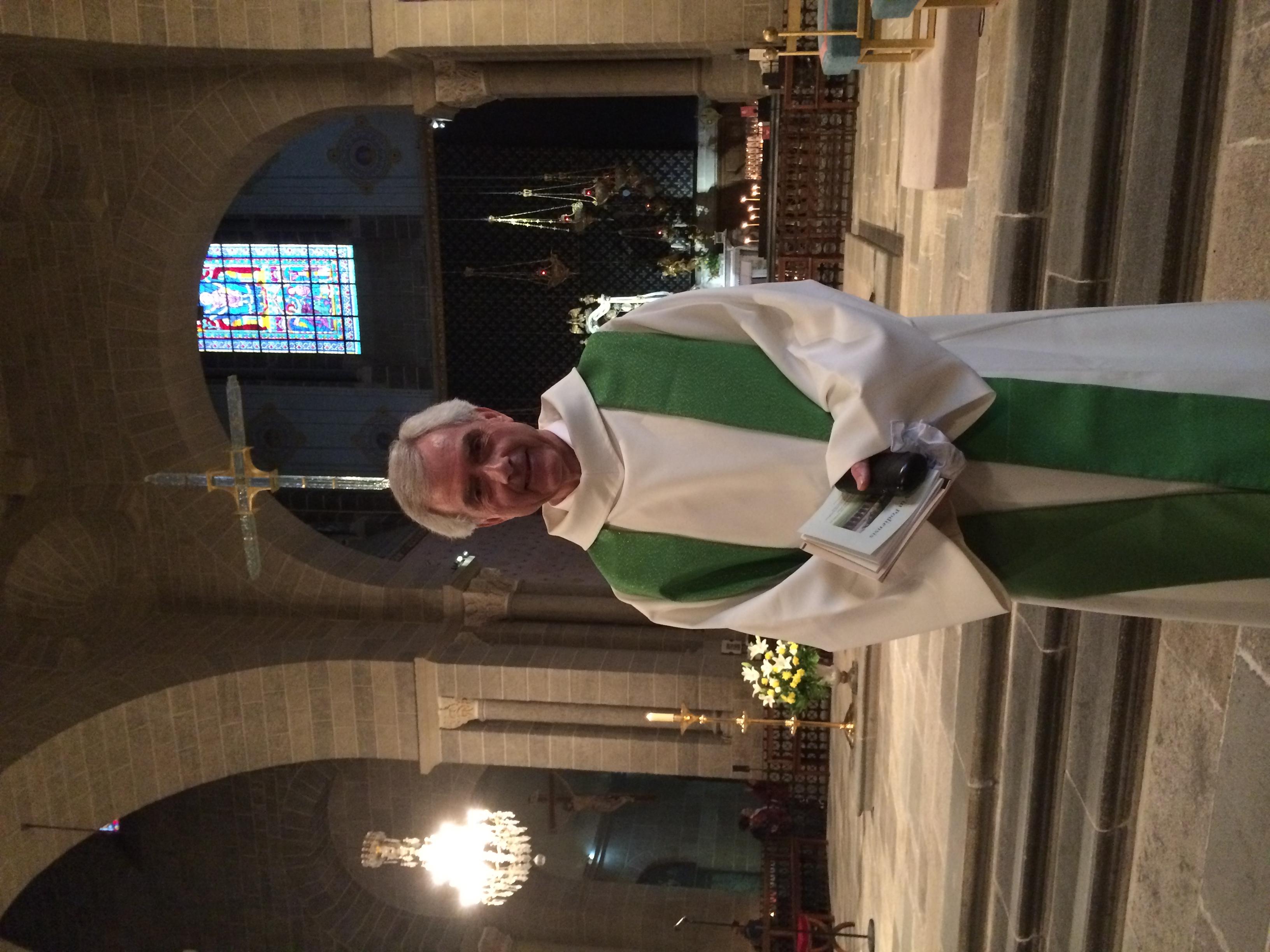The Rev. Peter Sills