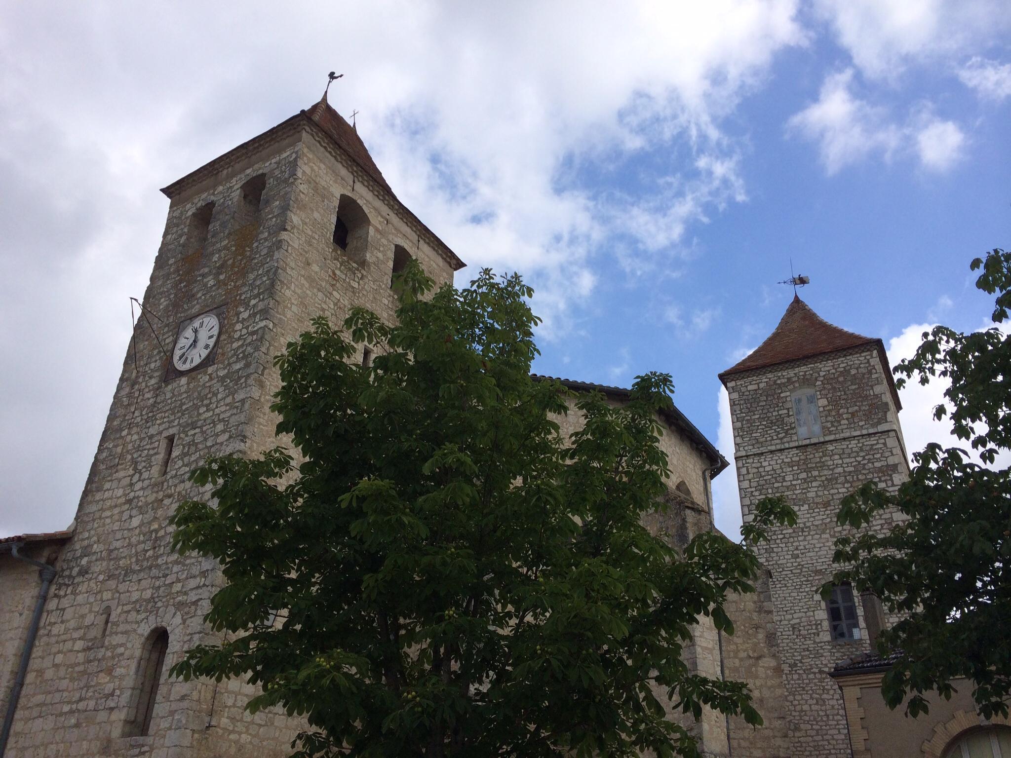 "This is the church where ""choir eucharist"" was celebrated."