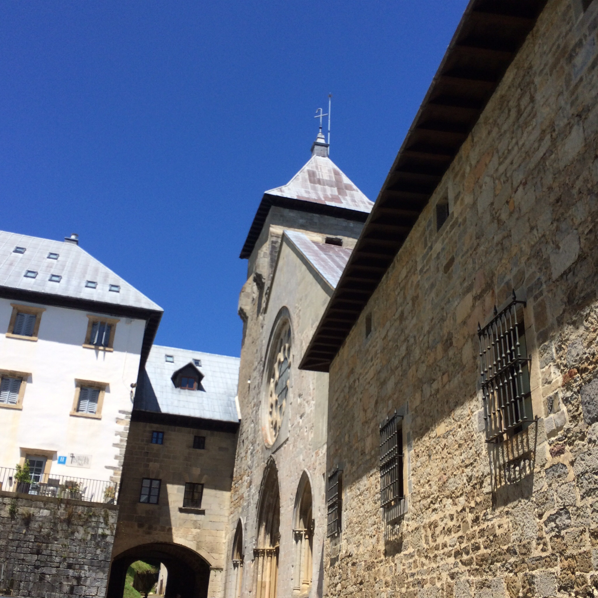 This Abbey has been a place of hospitality for pilgrims on the way to Santiago since the 10th century.