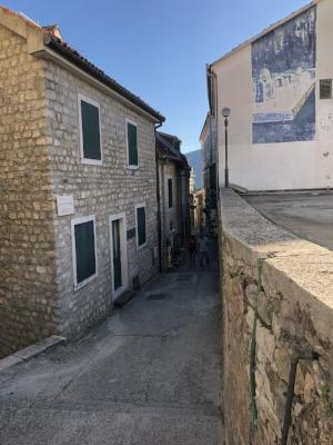 Part of Old Town Herceg Novi, 1382