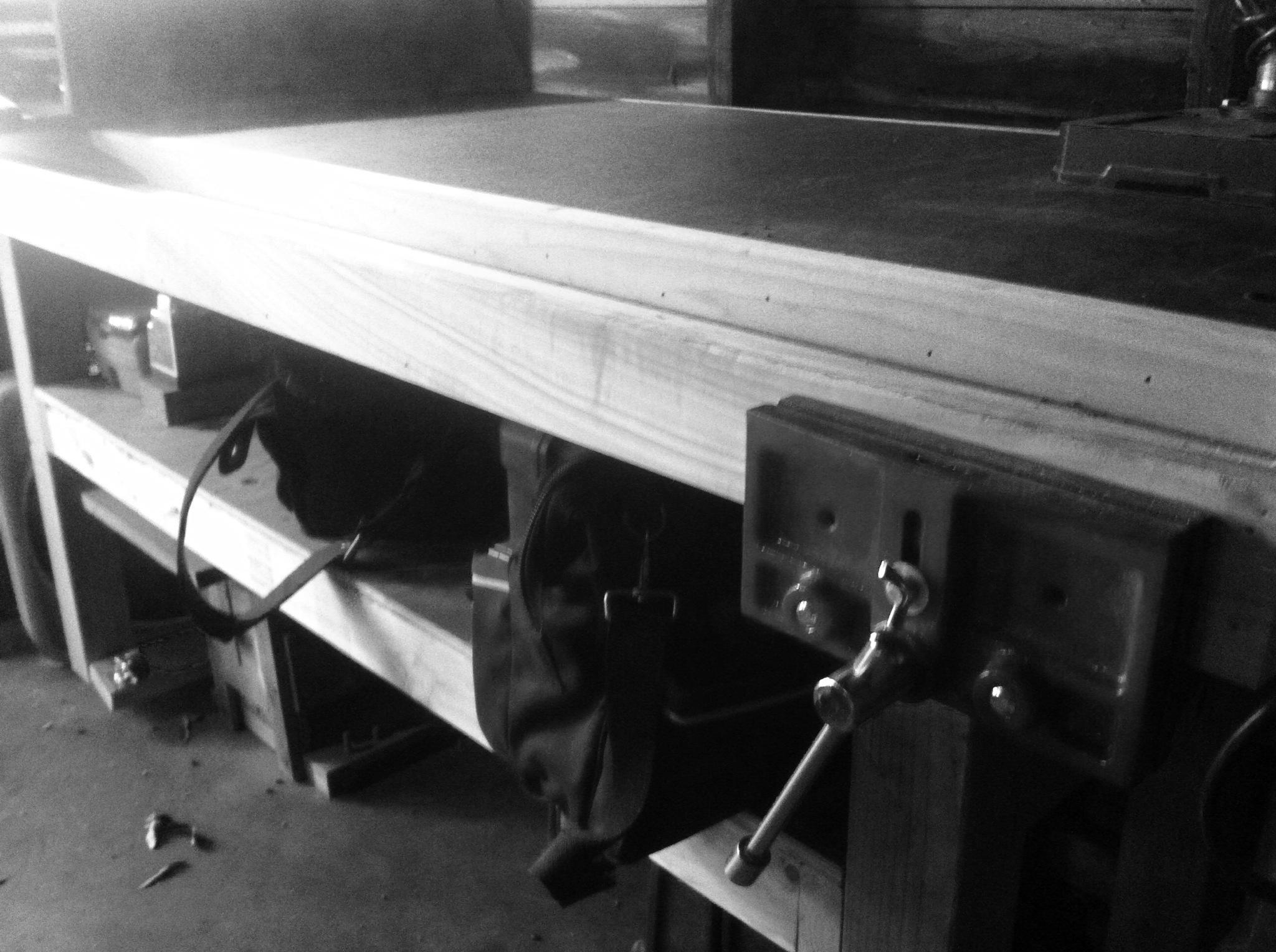 New workbench