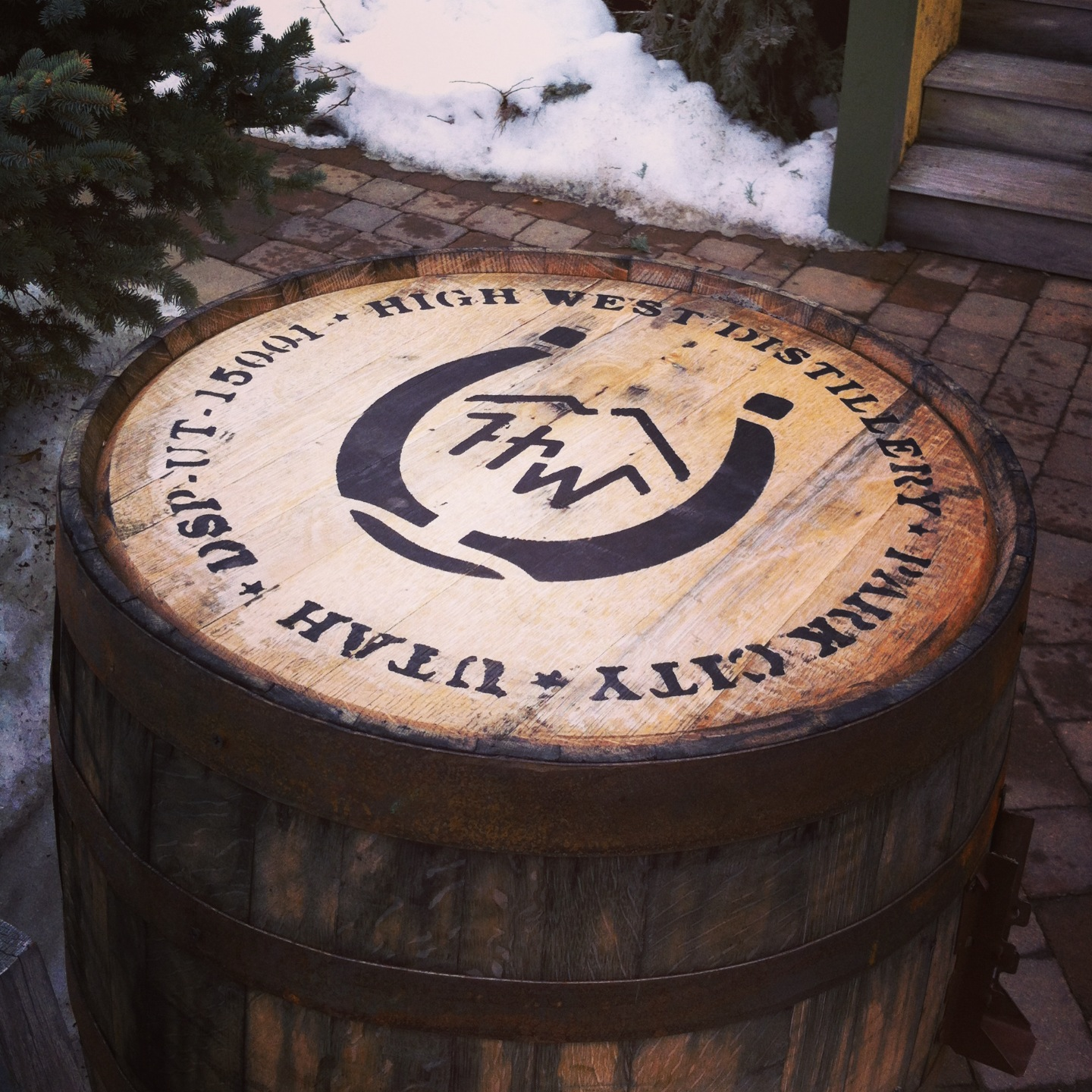 High West Distillery Barrel.JPG