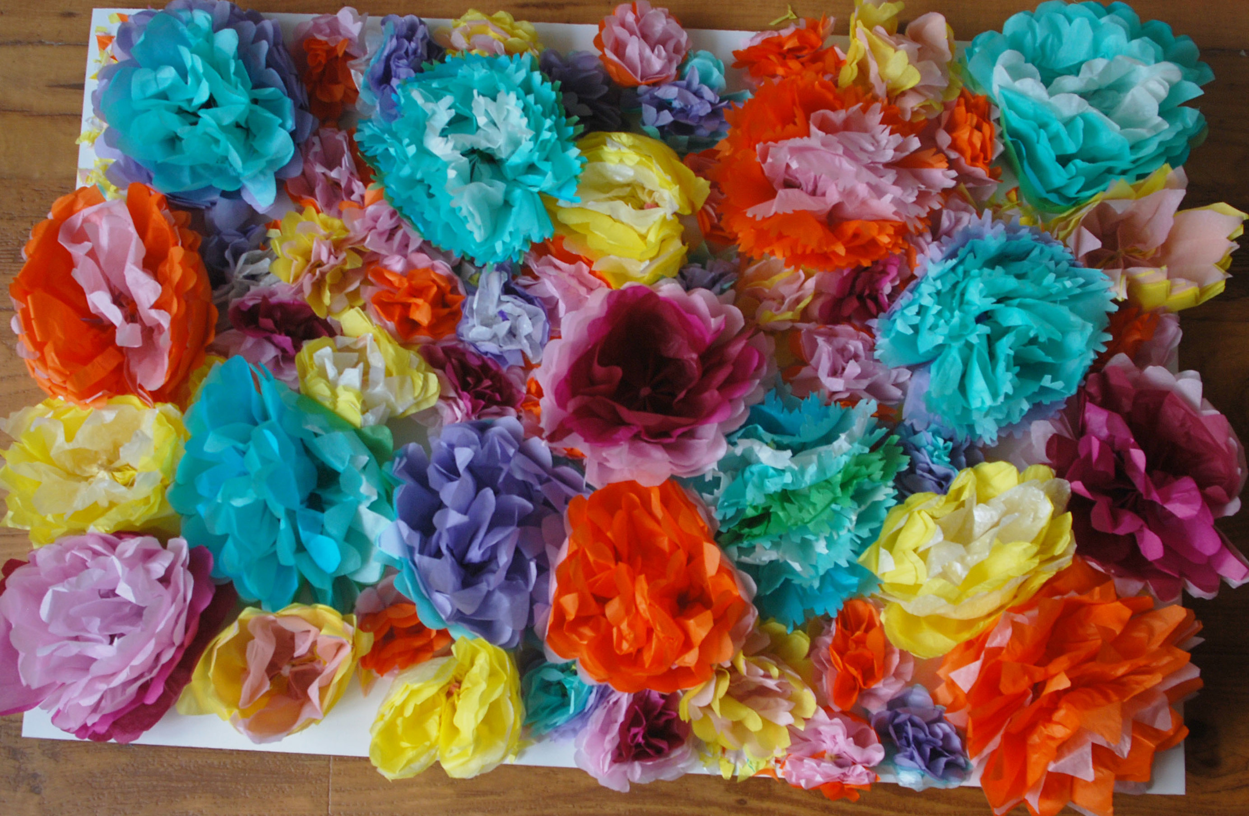 Tissue Paper Flower Board.jpg