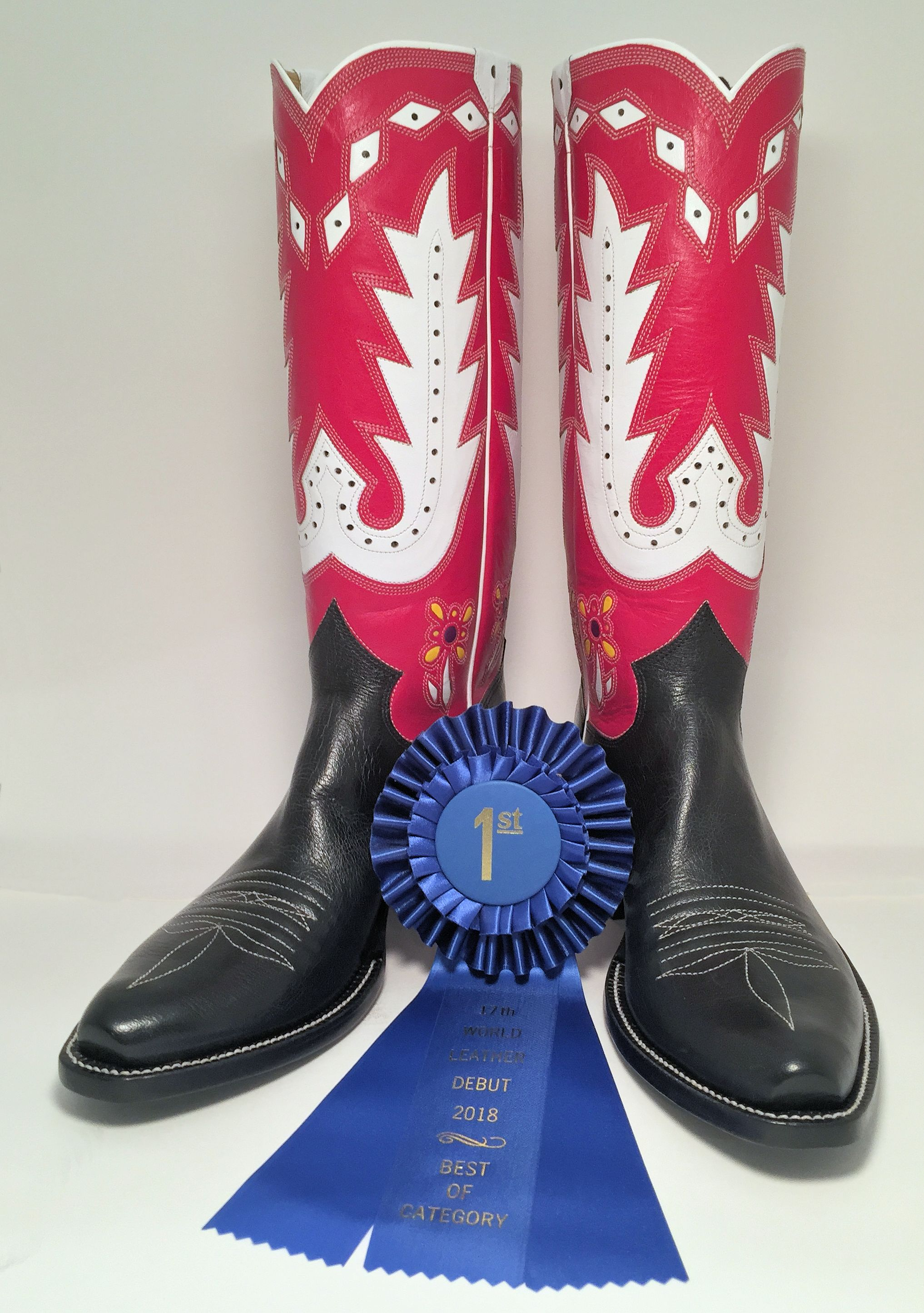 ACCOLADES - 2018 Artistry Buckle, Boot & Saddle Makers Roundup2018 Best of The Tennessee Craft Exhibit2018 Blue Ribbon, World Leather Debut2017 White Ribbon, World Leather Debut2016 Top Stitching Buckle, Boot & Saddle Makers Round up2016 Best of the Tennessee Craft Exhibit2015 Semi Finalist, Garden & Gun Made in the South Awards