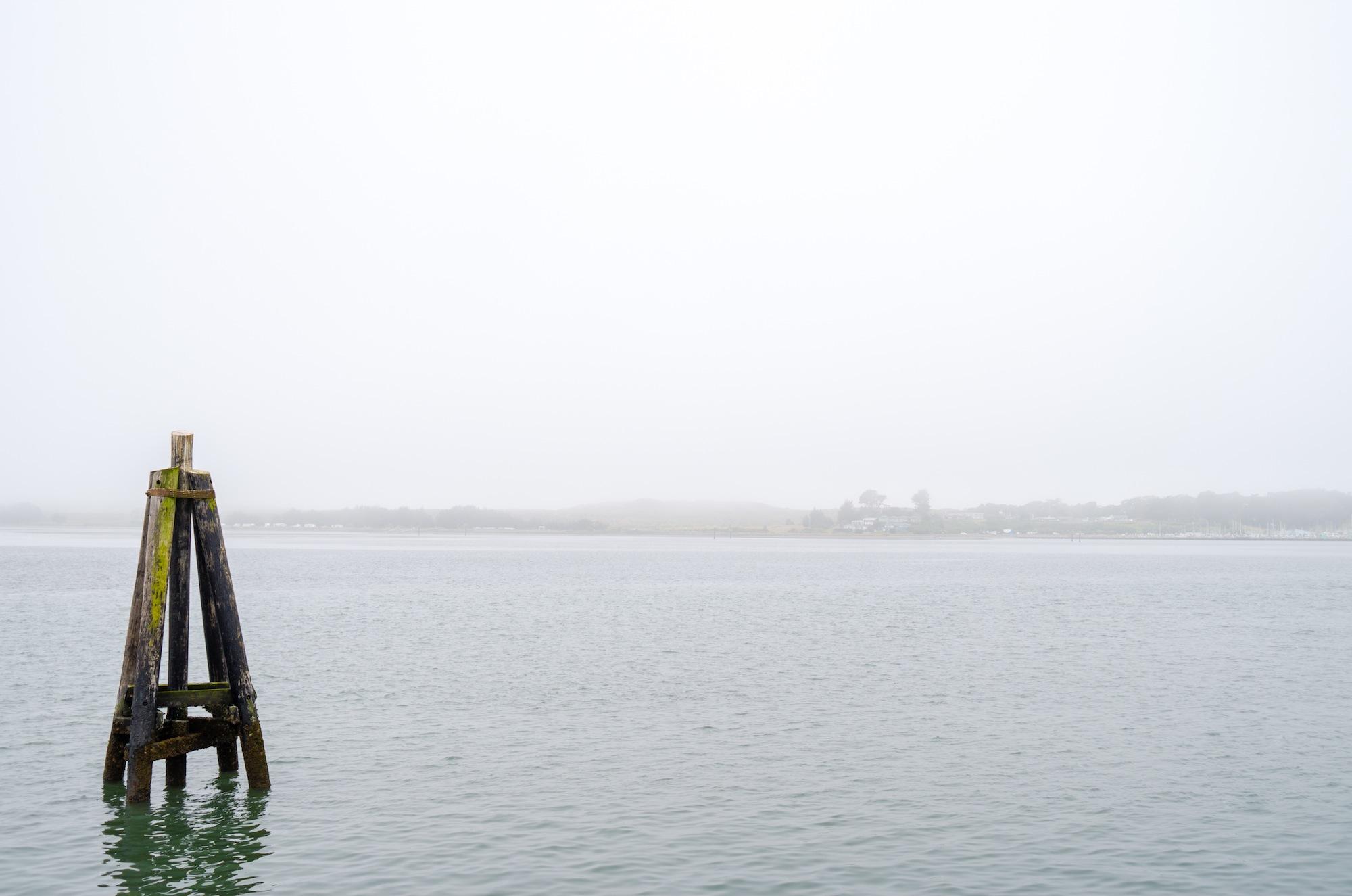 Leica X2 - Bodega Bay Pier Post
