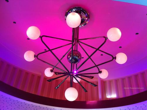 C ool retro sputnik lighting