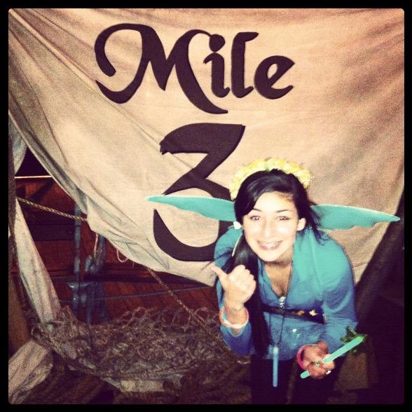 Mile 3 - already?!