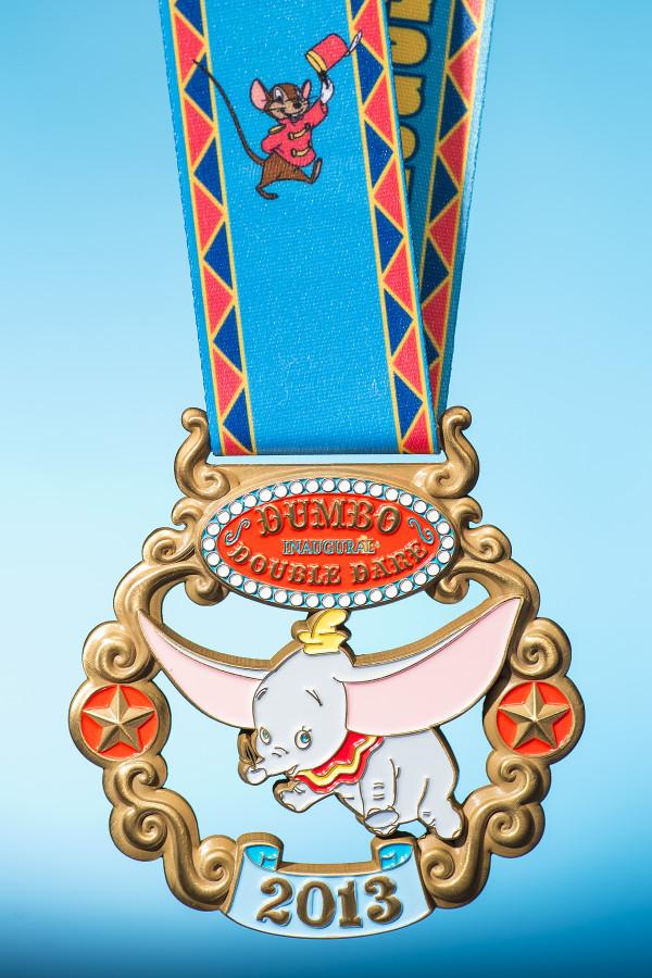 Dumbo Double Dare Medal (Photo: Disney)