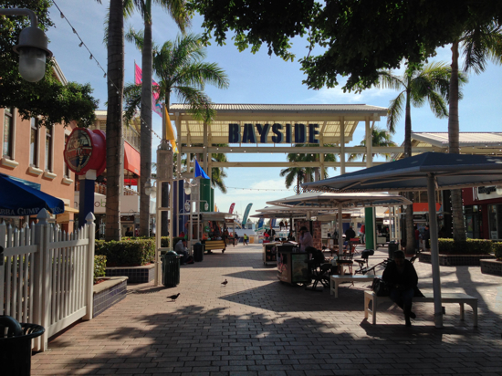 Bayside: Where I spent a lot of time as a teenager