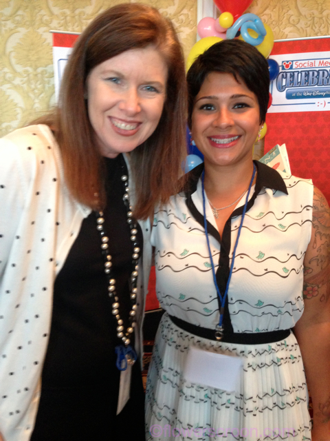 Maria Bailey and I after the conference. She is inspirational!
