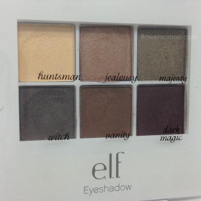 Evil Queen Eyeshadow Palette