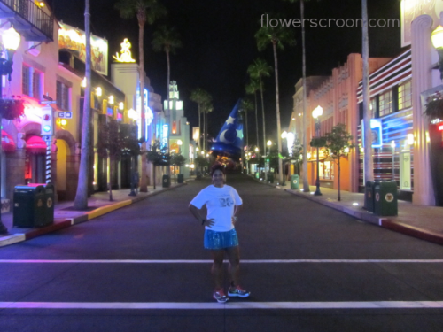 Hollywood Studios - empty!