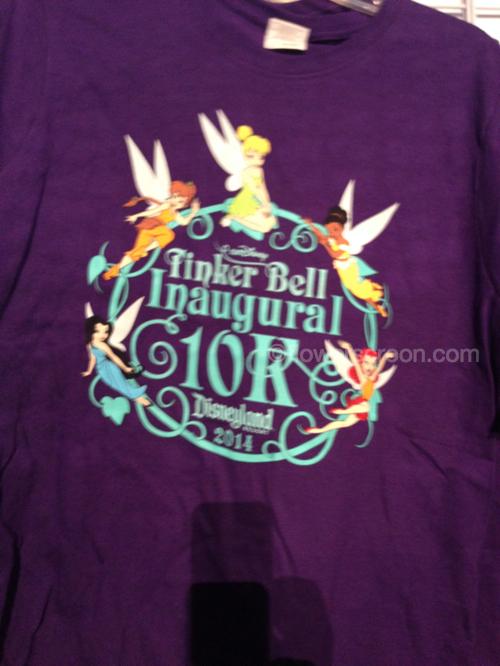 Tink 10K Shirt