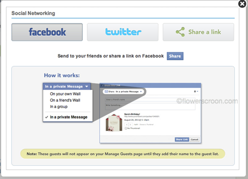 The Social Networking options are fantastic as well
