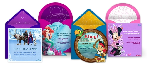 Samples of the Disney Digital Collection
