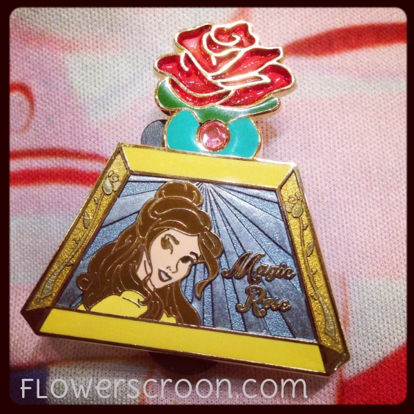 Perfume bottle pins...yay, I have one now!