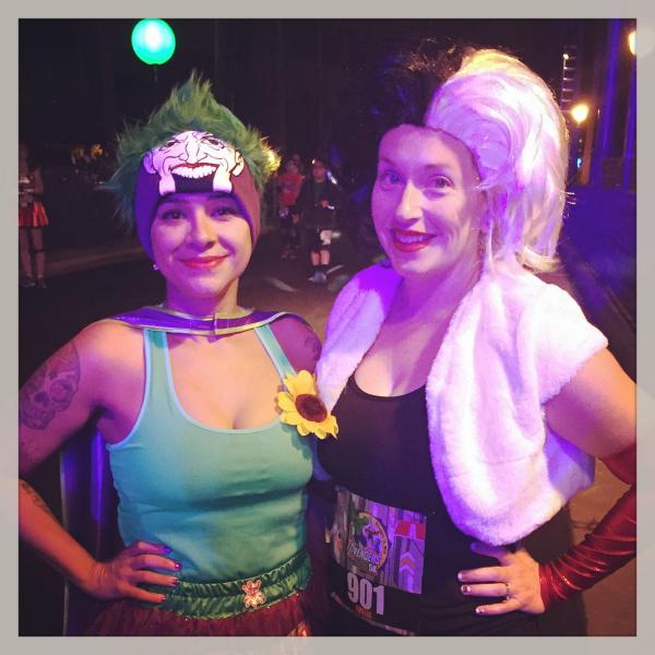 The Joker and Cruella - villains till the end!