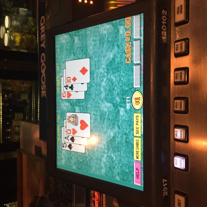 Coffee & gambling at 7:00am