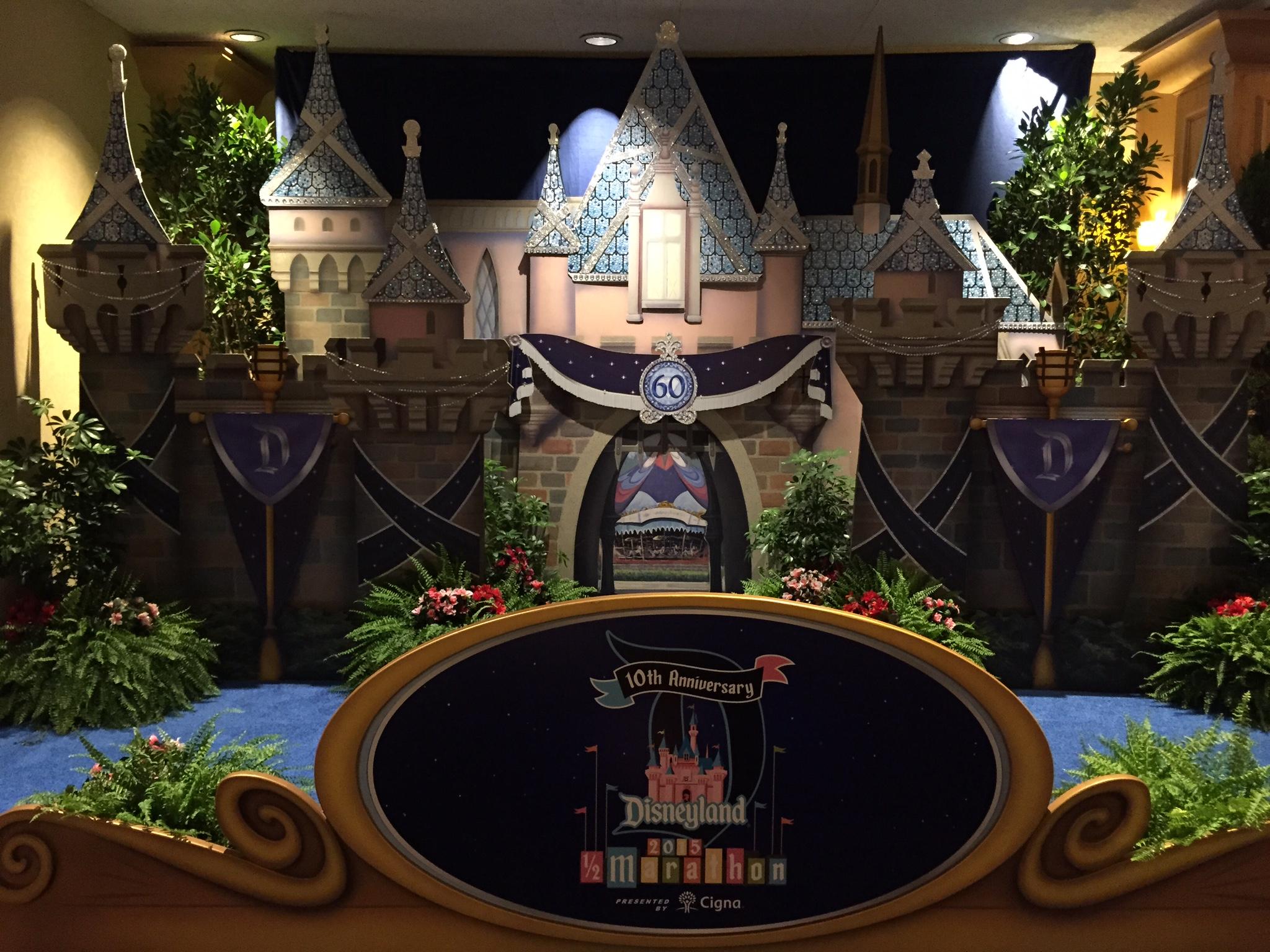 #Disneyland60 Diamond Celebration Bling Everywhere. Yes, please!