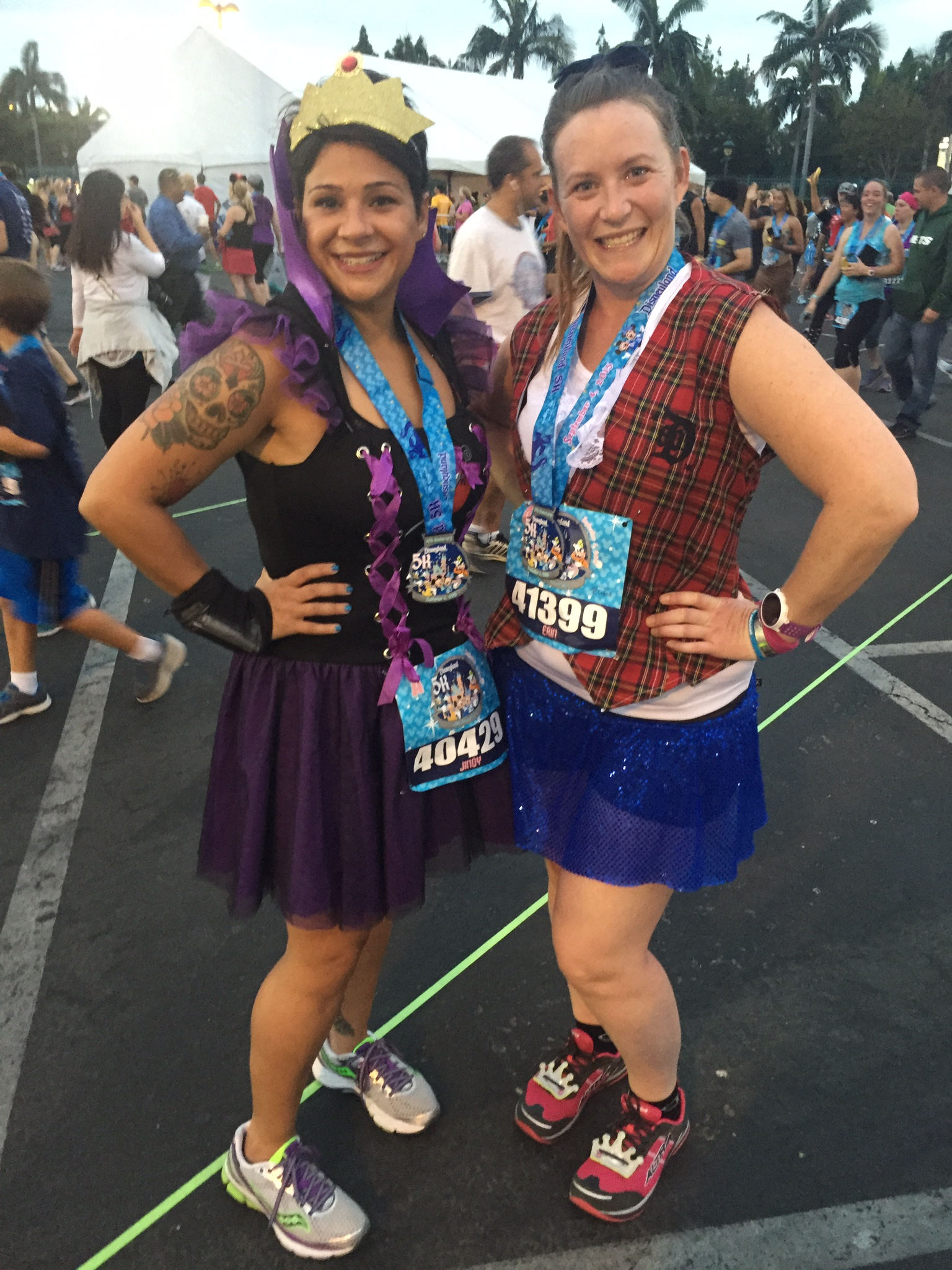 Rundisney Disneyland 5k Race Recap Wonderland Diaries