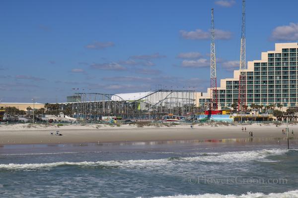 Daytona Beach Boardwalk & Pier