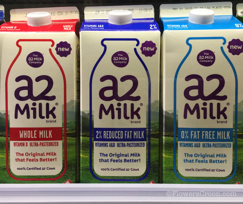 a2 Milk® is available in these 3 varieties