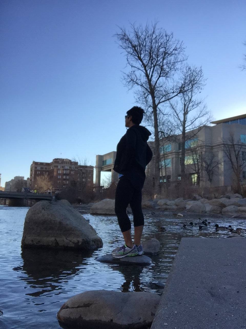 Beautiful photo stops along the Truckee River