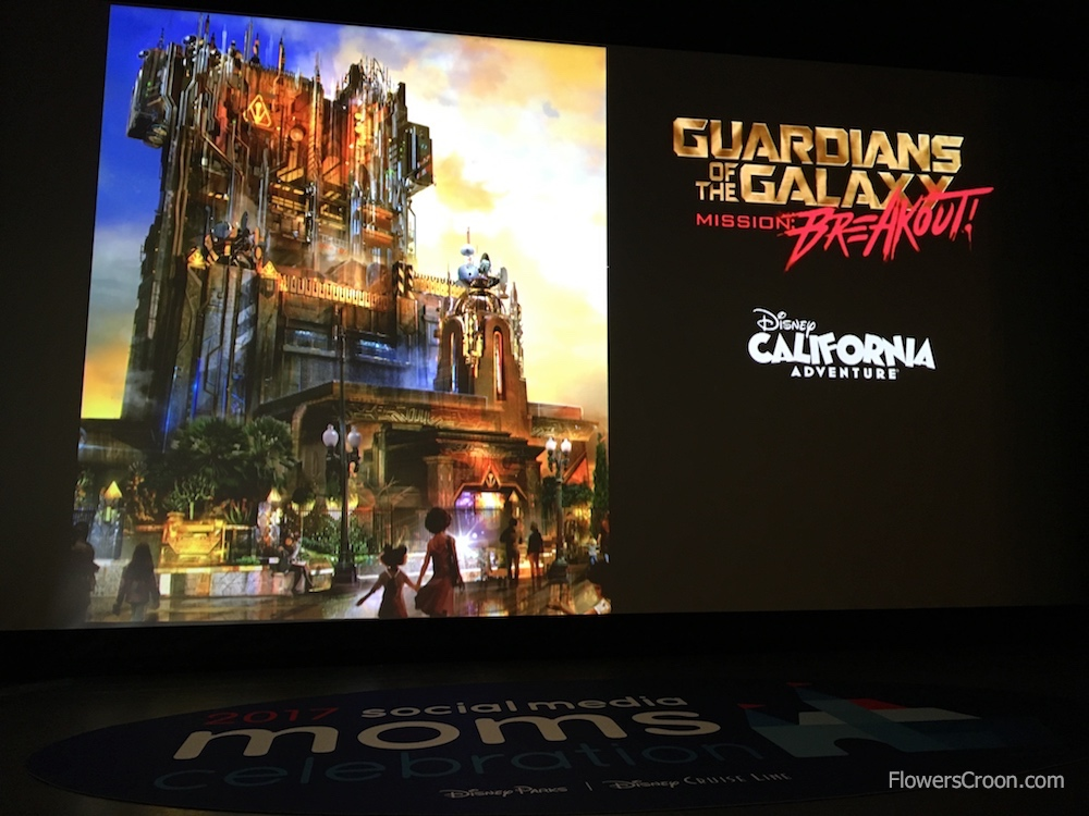 Guardians of the Galaxy DisneySMMC