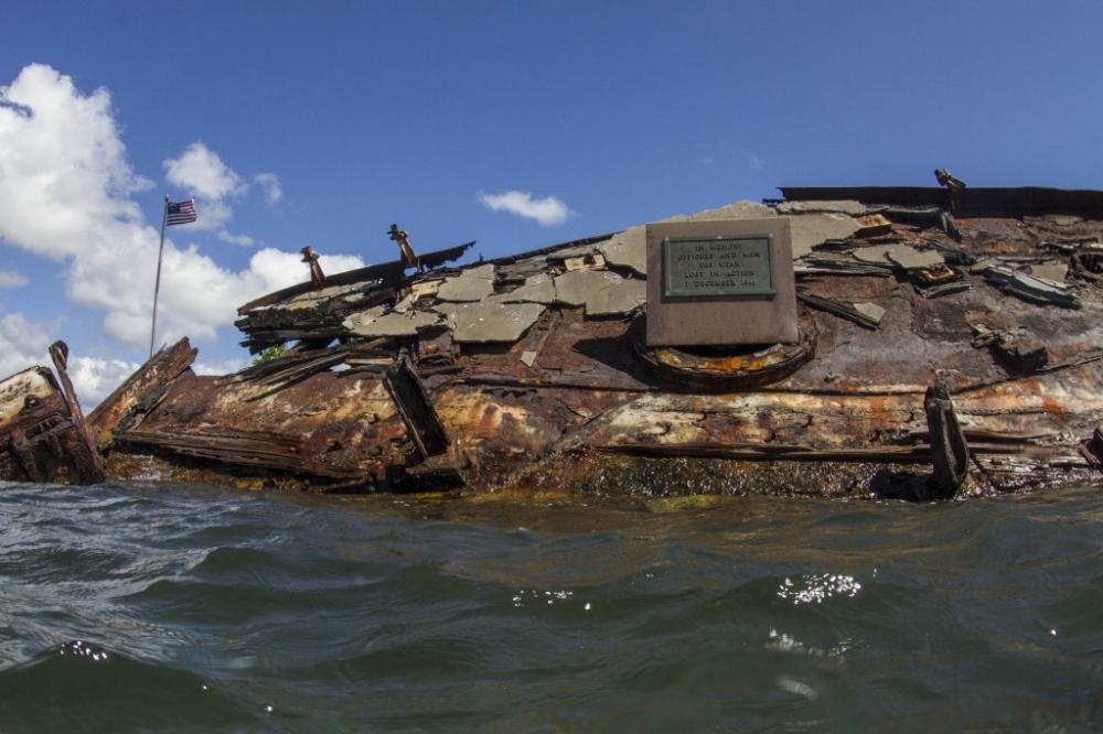 USS Utah Memorial Pearl Harbor