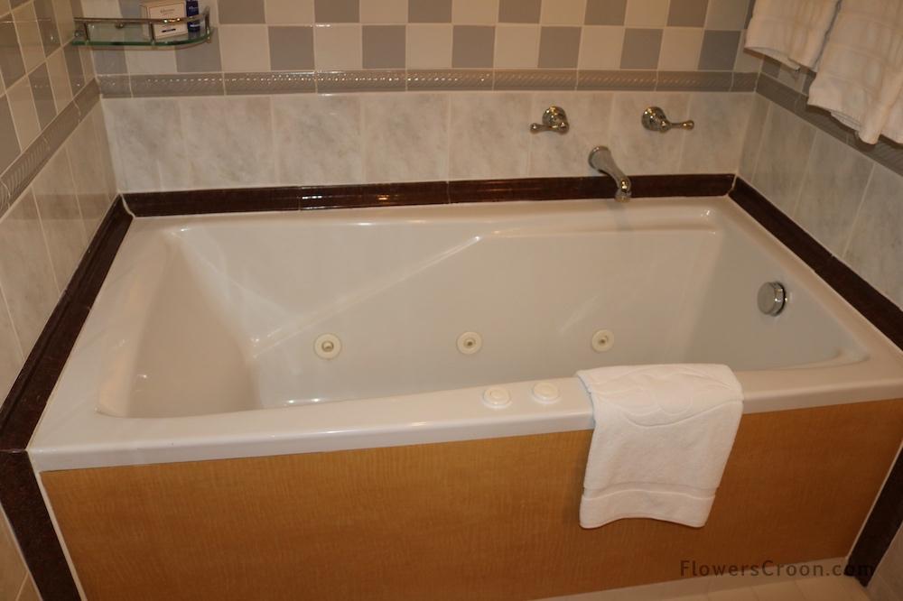 Disney Wonder Concierge Suite Whirlpool Tub