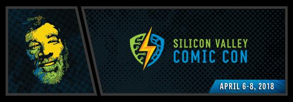 Silicon Valley Comic Con returns to San Jose April 6-8, 2018