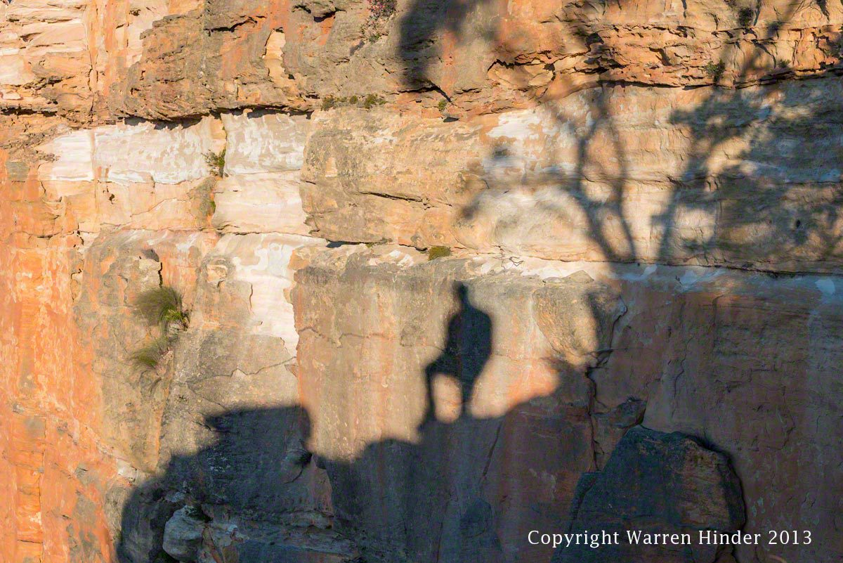 Me and my Shadow Grose Valley