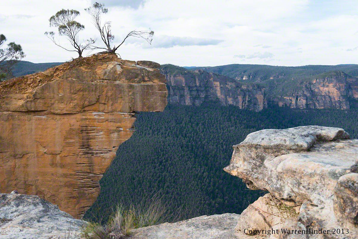 Hanging Rock Grose Valley Blackheath