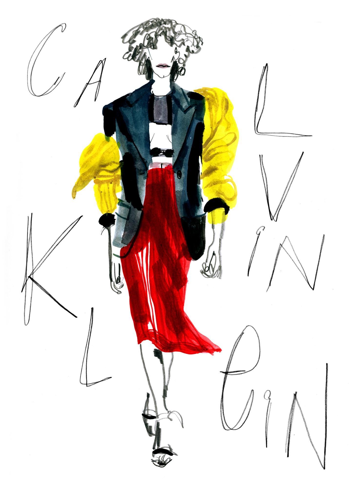 Calvin Klein FW 17