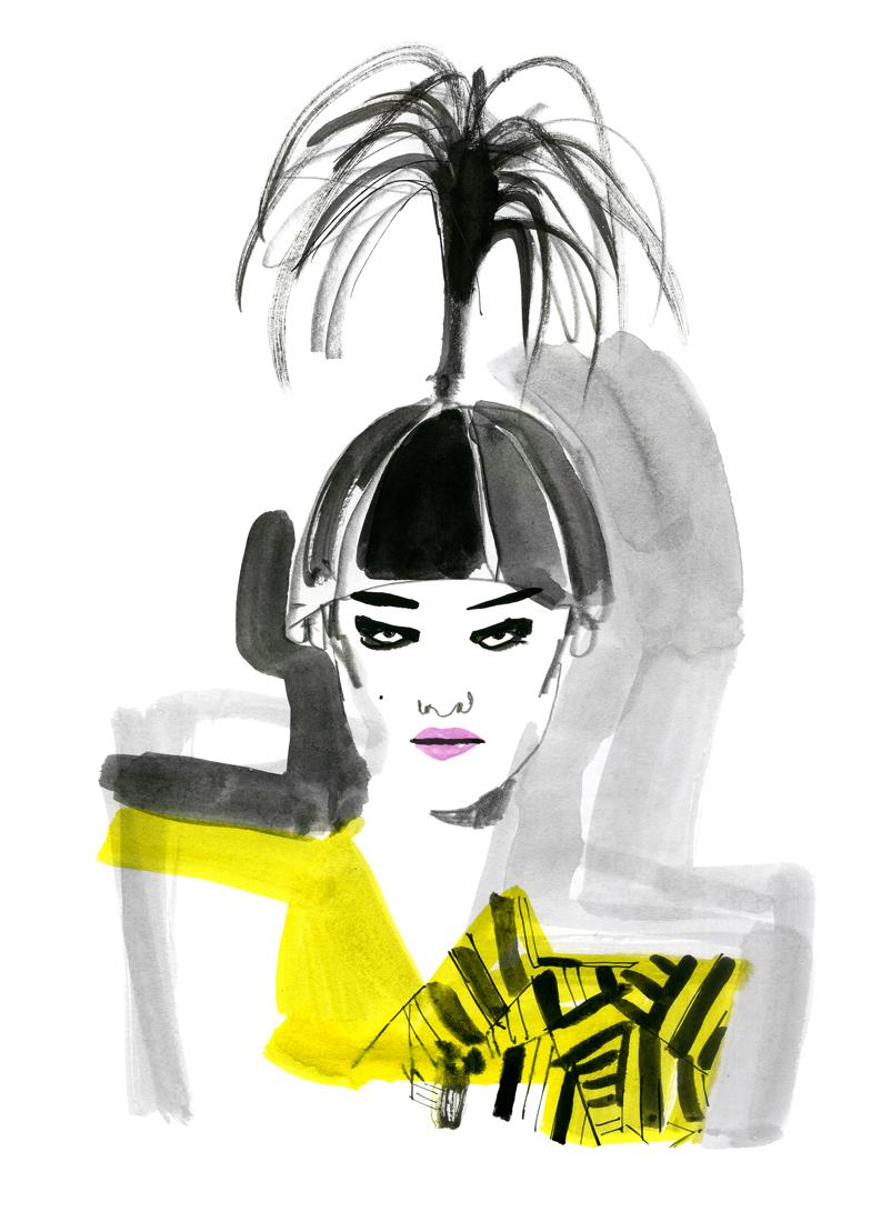 Ronald VanderKemp Couture Fall 2017