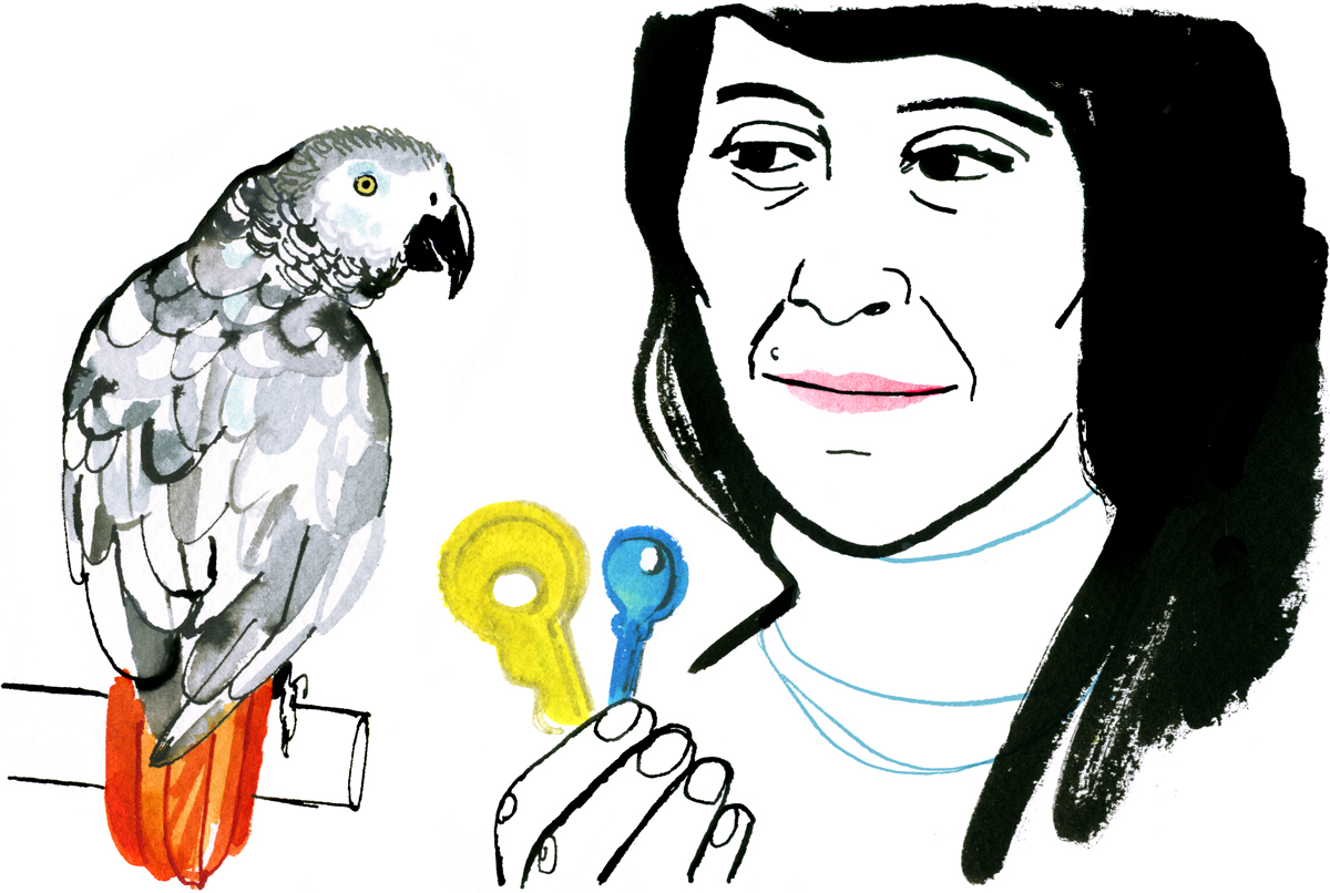 How Irene Pepperberg Revolutionized Our Understanding of Bird Intelligence