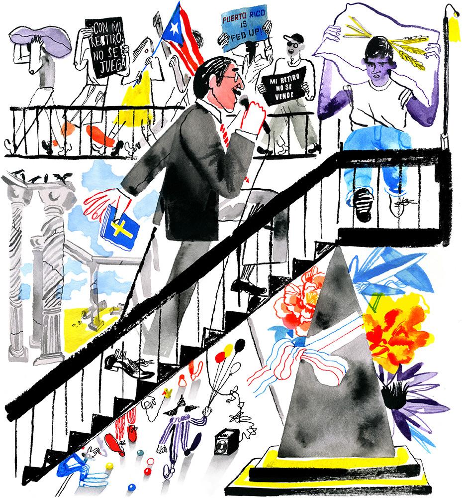 Foreign Policy Magazine / AD Margaret Swart, O Banquinho
