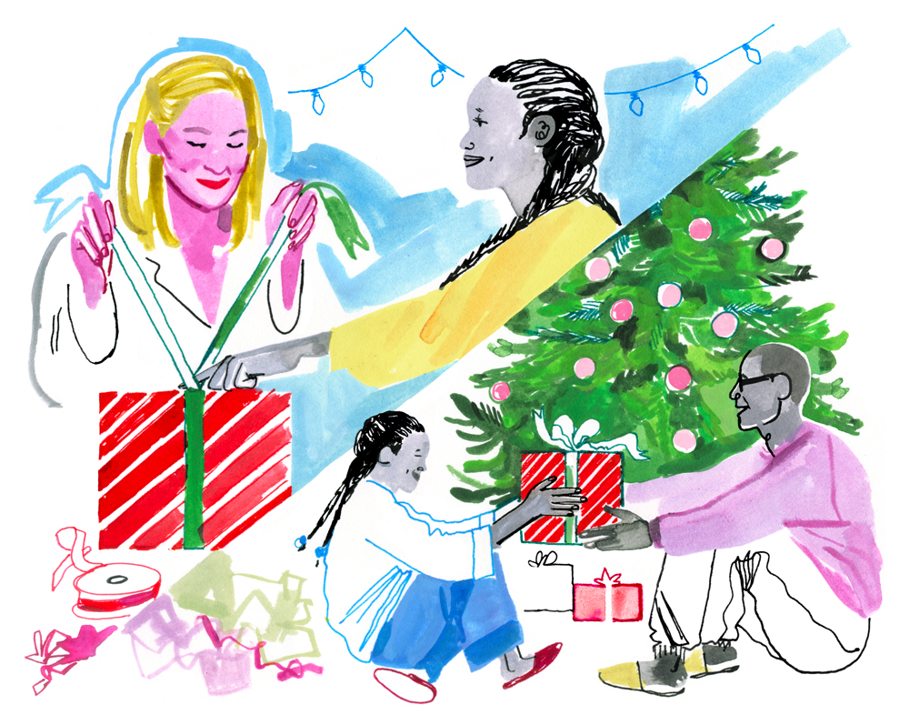 Splitting the Holidays