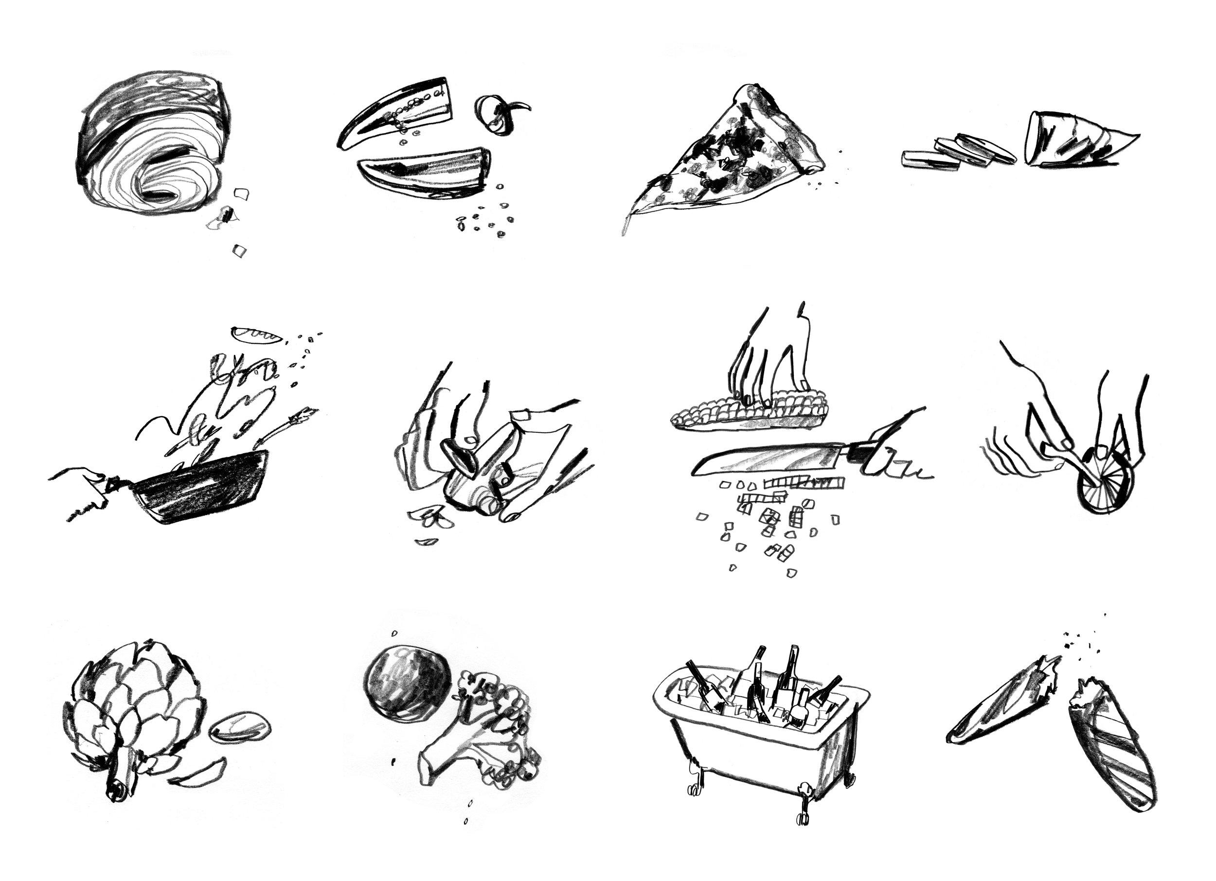 Assorted Spots