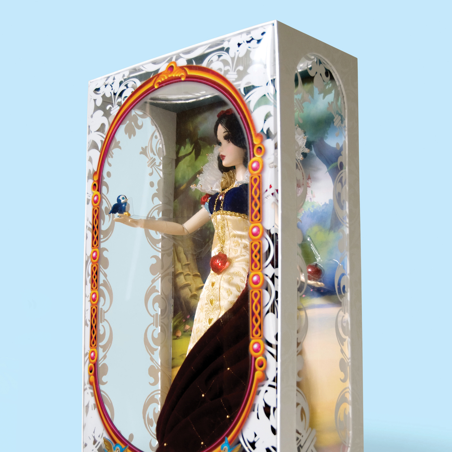 Snow White Doll Packaging  See More →