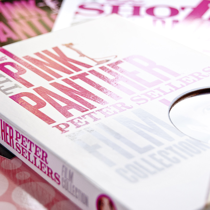 Pink Panther Packaging  See More →